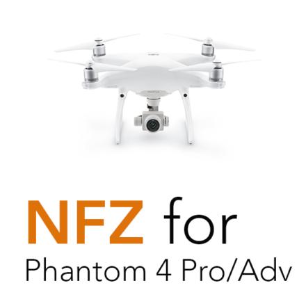 phantom 4 pro nfz disable