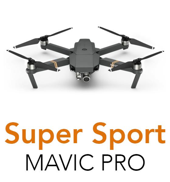 Super Sport mod for Mavic Pro