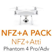 phantom 4 pro NFZ+A pack