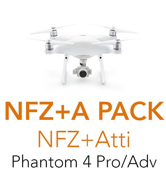 Phantom 4 Pro/Adv Atti + NFZ Pack